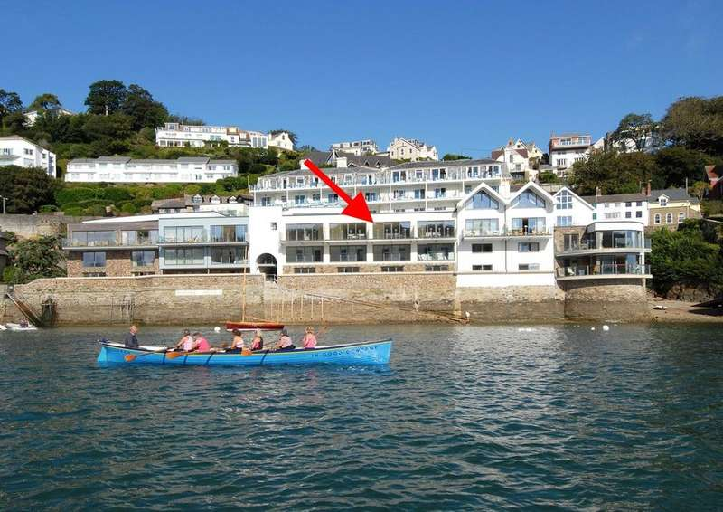 4 Bedrooms Terraced House for sale in Estura, Cliff Road, Salcombe, Devon, TQ8