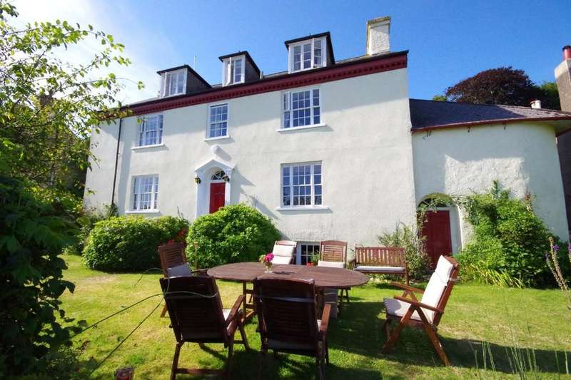 7 Bedrooms Detached House for sale in Fore Street, Yealmpton, Plymouth, Devon, PL8