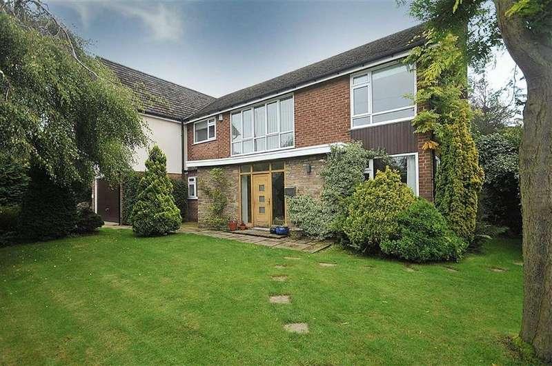 5 Bedrooms Detached House for sale in Brocklehurst Drive, Prestbury