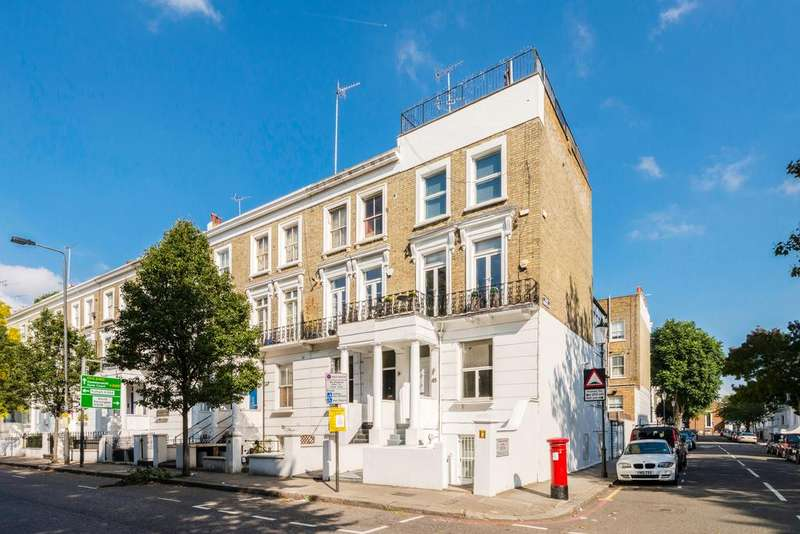 2 Bedrooms Flat for sale in Gunter Grove, SW10