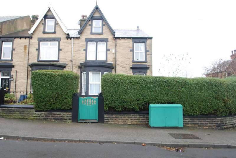 4 Bedrooms End Of Terrace House for sale in Park Grove, Barnsley S70