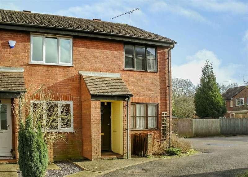 2 Bedrooms End Of Terrace House for sale in Radnor Road, Martins Heron, Bracknell, Berkshire