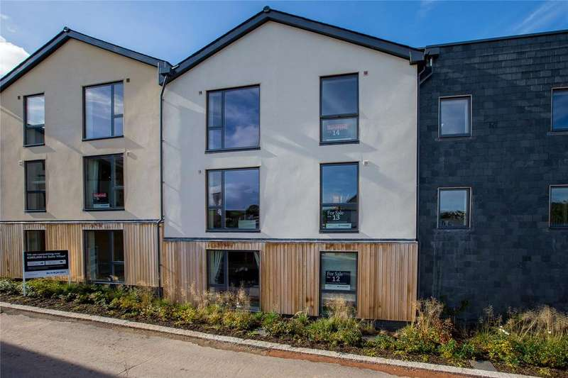2 Bedrooms Apartment Flat for sale in The Dartington, Baltic Wharf, St Peters Quay, Totnes, TQ9