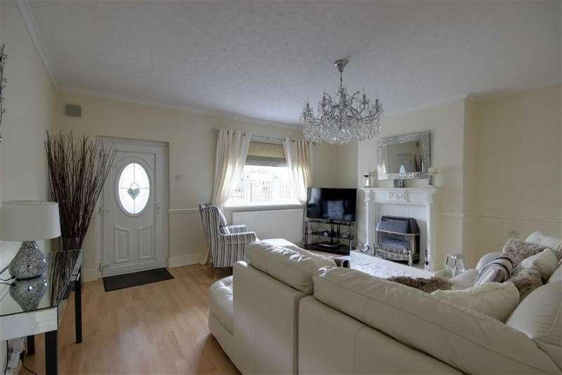 2 Bedrooms Terraced House for sale in Fenwick Street, Boldon, Tyne And Wear