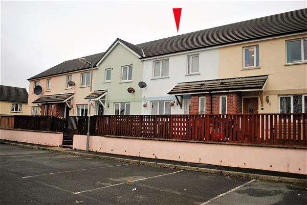 3 Bedrooms Terraced House for sale in 21 Laugharne Close