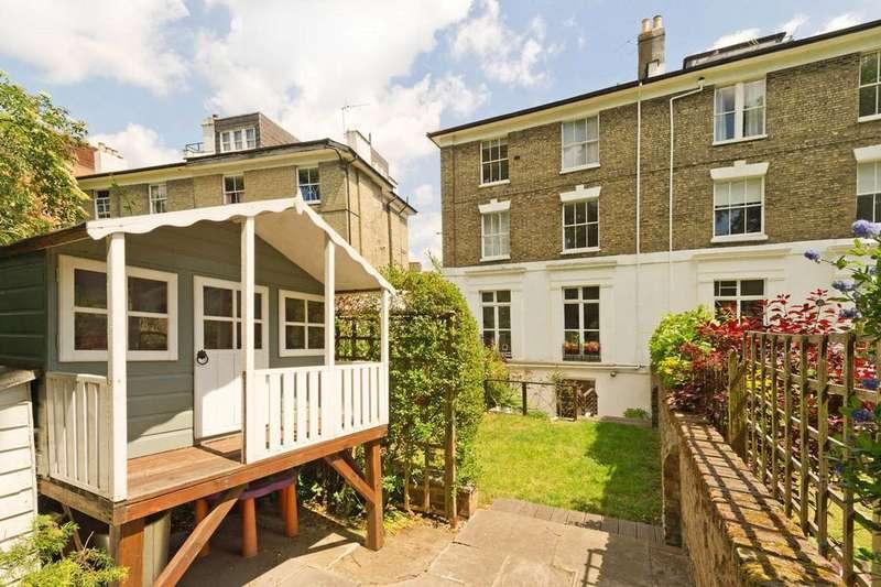3 Bedrooms Flat for sale in Upper Park Road, Belsize Park, London