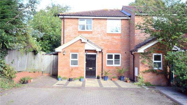 3 Bedrooms Semi Detached House for sale in The Tressel, Maidenhead, Berkshire