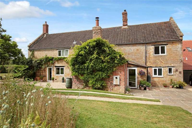 3 Bedrooms Detached House for sale in Southay, East Lambrook, South Petherton, Somerset