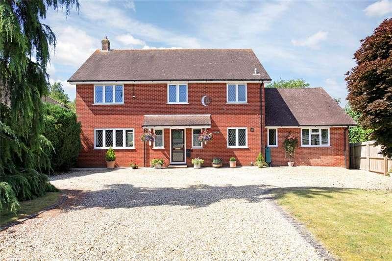 6 Bedrooms Detached House for sale in The Ridge, Woodfalls, Salisbury