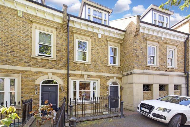 4 Bedrooms House for sale in Kingswood Court, Marchmont Road, Richmond, Surrey
