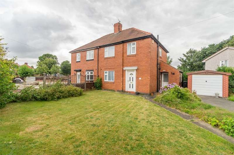 3 Bedrooms Semi Detached House for sale in Beckfield Lane, Acomb, YORK