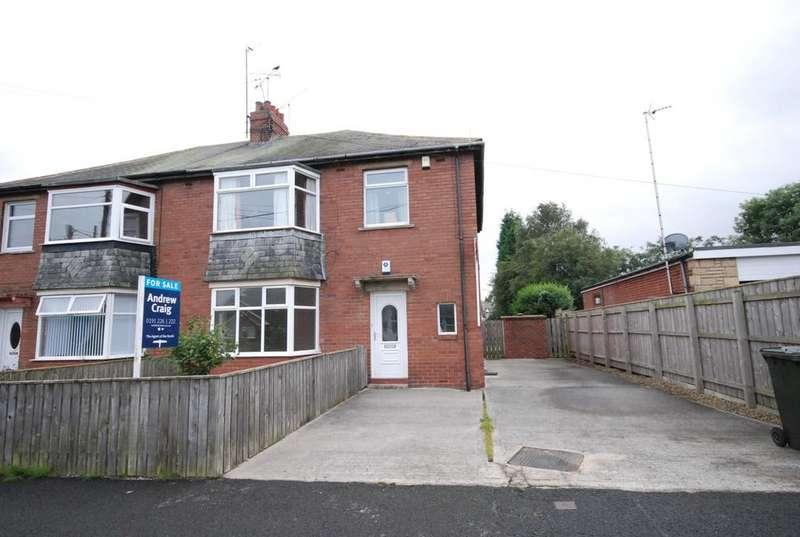 2 Bedrooms Flat for sale in Warrington Road, Fawdon