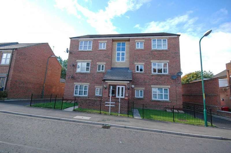 2 Bedrooms Apartment Flat for sale in Frost Mews, South Shields