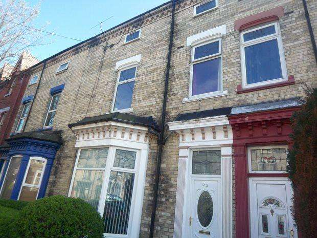 7 Bedrooms Terraced House for sale in GRANGE ROAD, GRANGE ROAD, HARTLEPOOL
