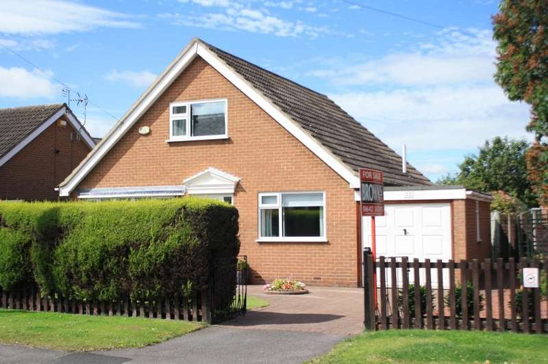 3 Bedrooms Detached Bungalow for sale in Station Road, Norton, TS20