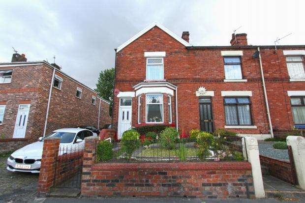 2 Bedrooms End Of Terrace House for sale in Wigan Road Wigan