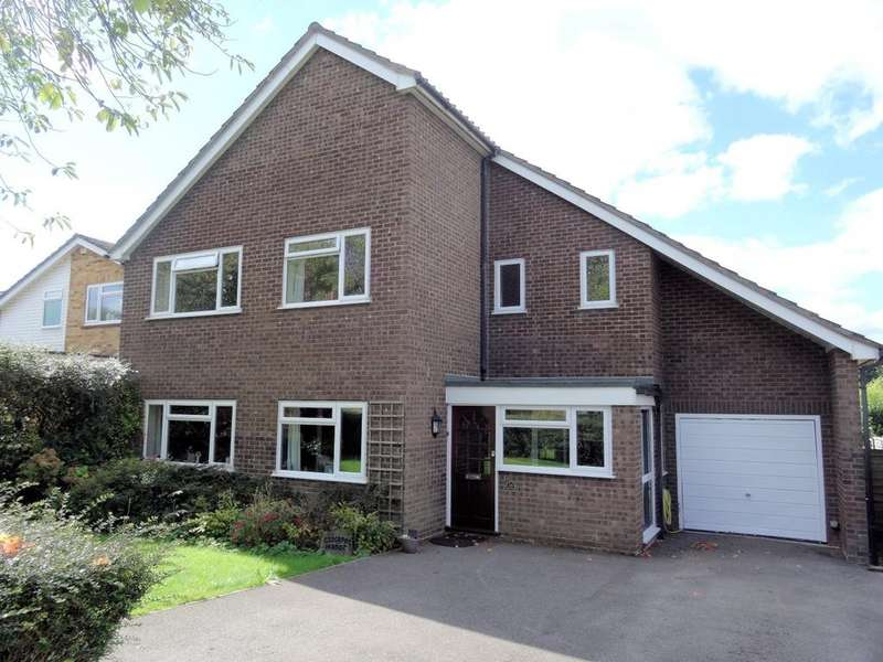 4 Bedrooms Detached House for sale in Kingsmill Road, Harrow Way