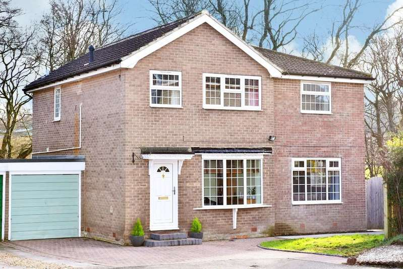 4 Bedrooms Detached House for sale in Nesfield Close, Harrogate