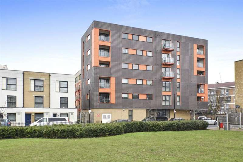 2 Bedrooms Flat for sale in Park View Court, 215 Devons Road, London, E3