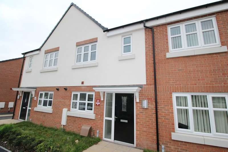 3 Bedrooms Property for sale in Harry Perks Street, Willenhall, WV13