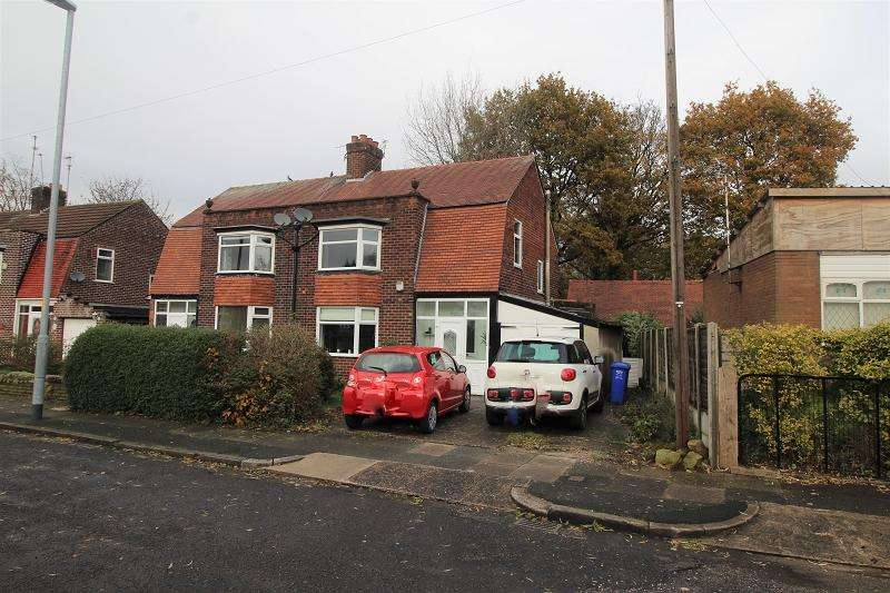 3 Bedrooms Semi Detached House for sale in Orchard Road West , Northenden, Manchester. M22 4ED