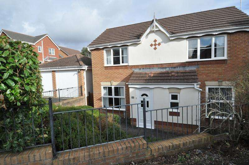 3 Bedrooms Detached House for sale in 14 Afal Sur, Barry, The Vale Of Glamorgan. CF63 1FX