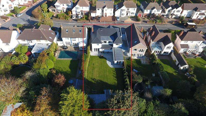 5 Bedrooms Detached House for sale in 3 Cefn Mount, Dinas Powys, The Vale Of Glamorgan. CF64 4AR
