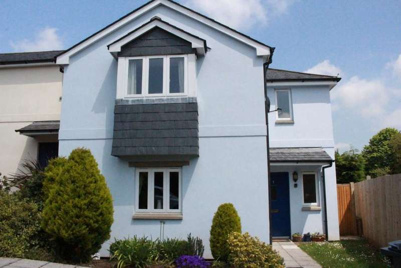 3 Bedrooms Semi Detached House for sale in Ashburton, Devon