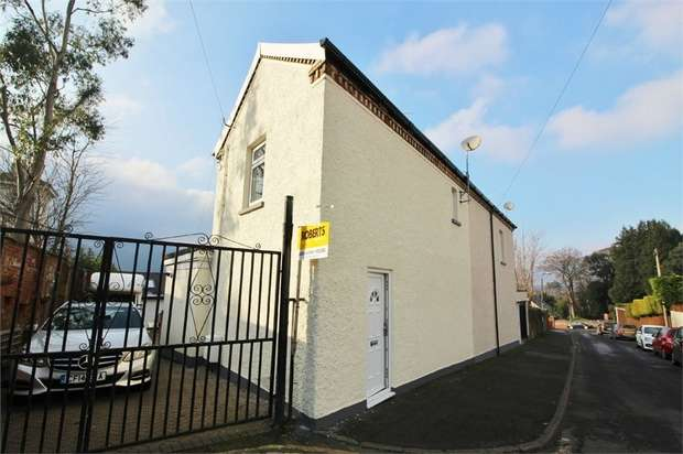 1 Bedroom Semi Detached House for sale in Belmont Close, ABERGAVENNY, Monmouthshire