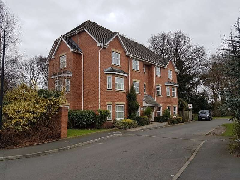 2 Bedrooms Apartment Flat for sale in Braystones Close, Timperley, WA15