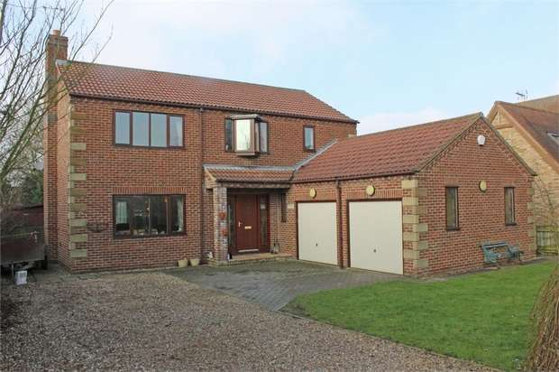 4 Bedrooms Detached House for sale in West Street, Leven, Beverley, East Riding of Yorkshire