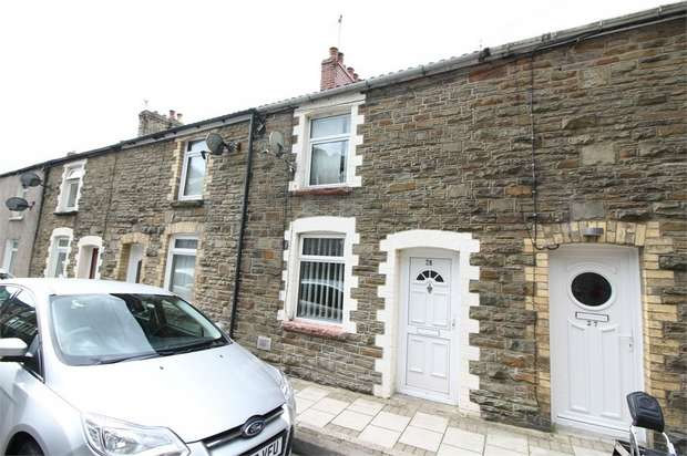 3 Bedrooms Terraced House for sale in Wood Street, Cwmcarn, NEWPORT, Caerphilly