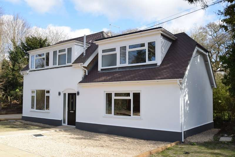 3 Bedrooms Detached House for sale in East Stoke