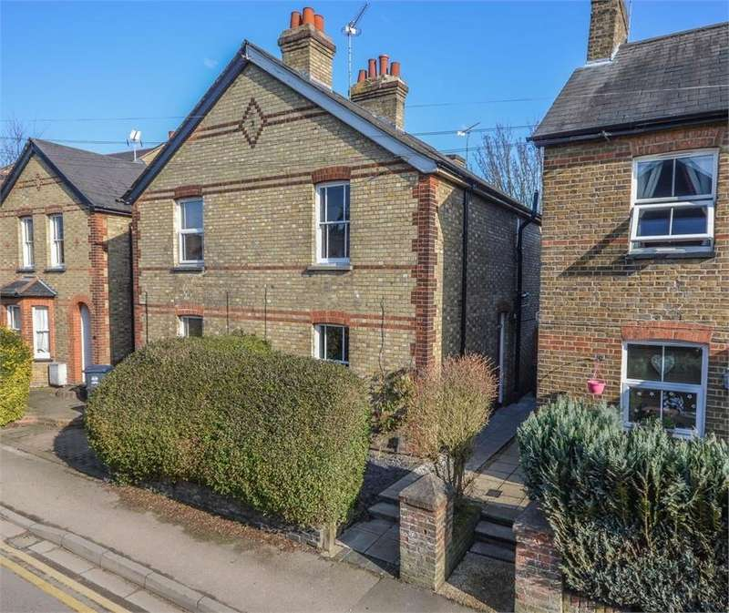 3 Bedrooms Semi Detached House for sale in Southmill Road, BISHOP'S STORTFORD, Hertfordshire