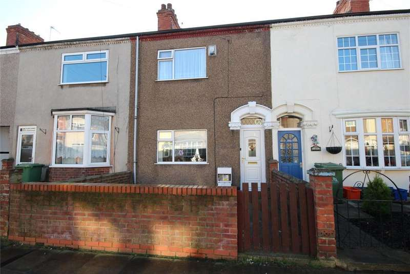 3 Bedrooms Terraced House for sale in Wellington Street, Grimsby, DN32