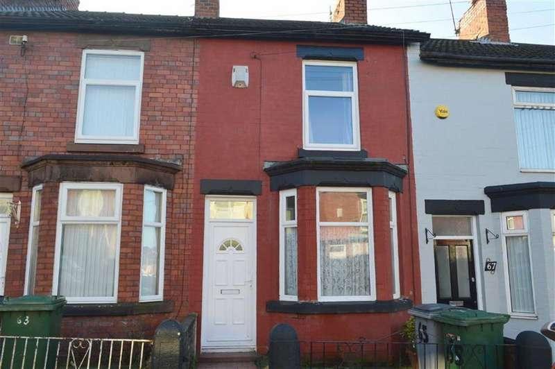 2 Bedrooms Terraced House for sale in Elmswood Road, Birkenhead, CH42