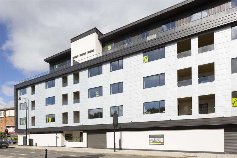 2 Bedrooms Apartment Flat for sale in 9 Cambrian House, Chester Street, Shrewsbury