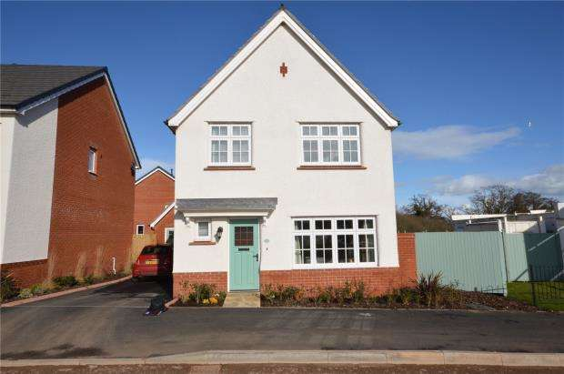 3 Bedrooms Detached House for sale in Swift Road, Dawlish, Devon