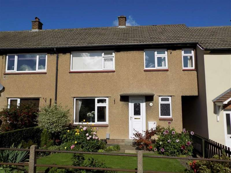 3 Bedrooms Terraced House for sale in Marlow Close, Dalton, Huddersfield, HD5