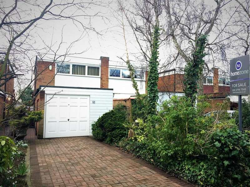 3 Bedrooms Semi Detached House for sale in Bracken Hill Lane, Bromley