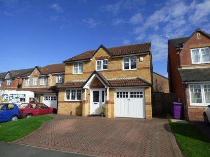 4 Bedrooms Detached House for sale in Edgewell Drive, Liverpool, Merseyside, Uk, L15