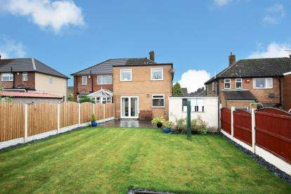 3 Bedrooms Semi Detached House for sale in Lathe Road, Rotherham, South Yorkshire