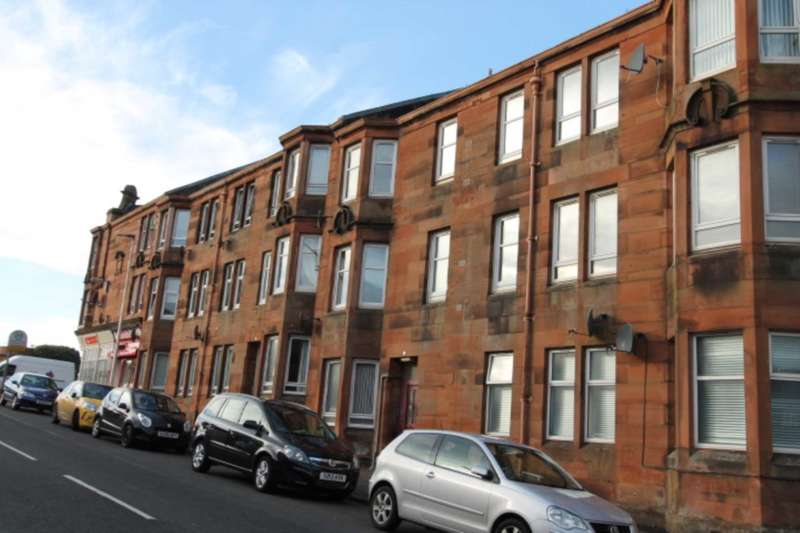 2 Bedrooms Flat for sale in Ellerslie Street, Johnstone