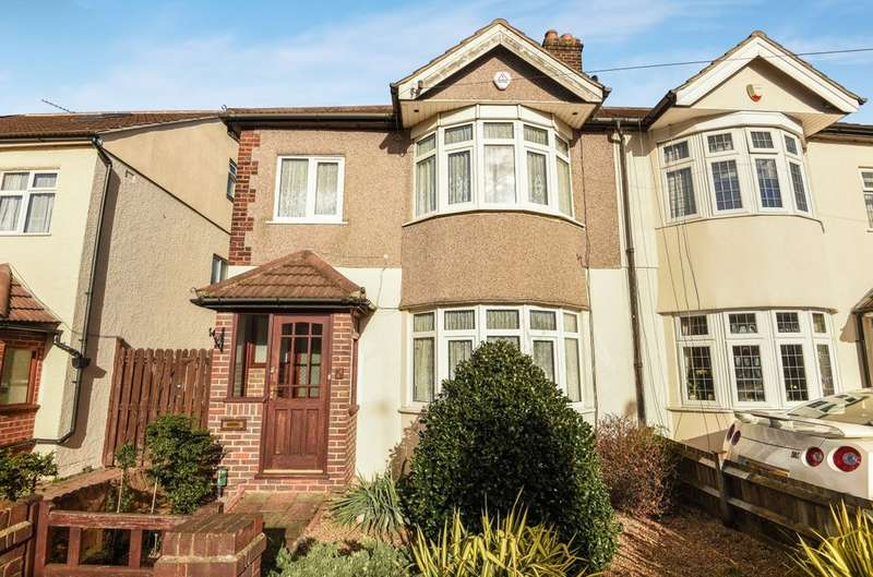 3 Bedrooms Semi Detached House for sale in Larchwood Road, London