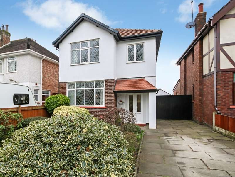 3 Bedrooms Detached House for sale in Preston New Road, Churchtown, Southport