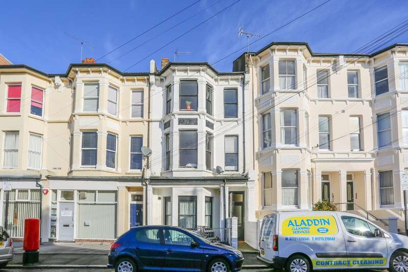 2 Bedrooms Flat for sale in Lorna Road, Hove