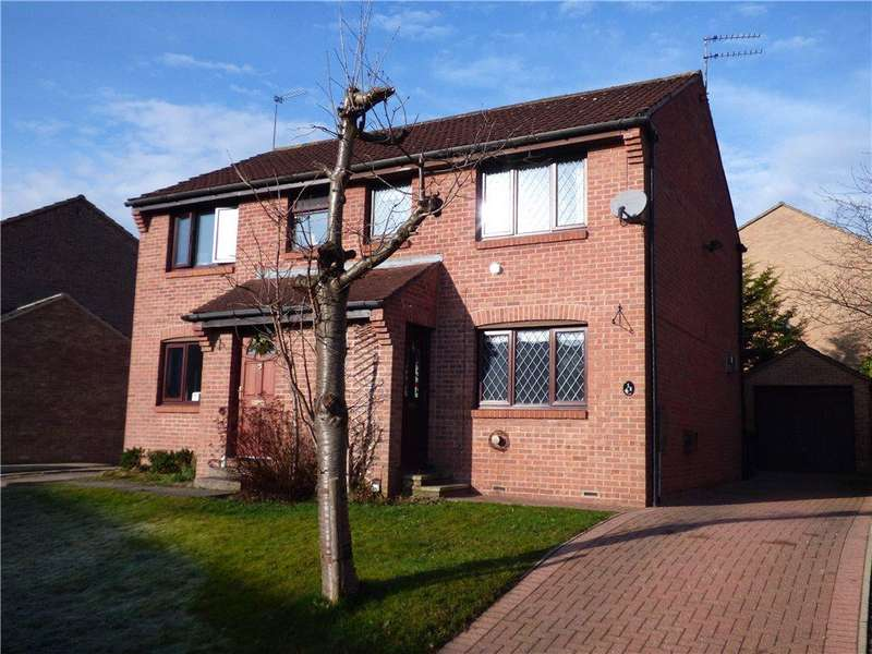 3 Bedrooms Semi Detached House for sale in Hartwith Drive, Harrogate, North Yorkshire
