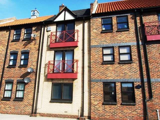 2 Bedrooms Apartment Flat for sale in Grammar School Yard, Hull, HU1 1SE