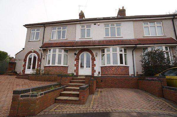 4 Bedrooms House for sale in Lincombe Avenue, Downend, Bristol, BS16 5UD