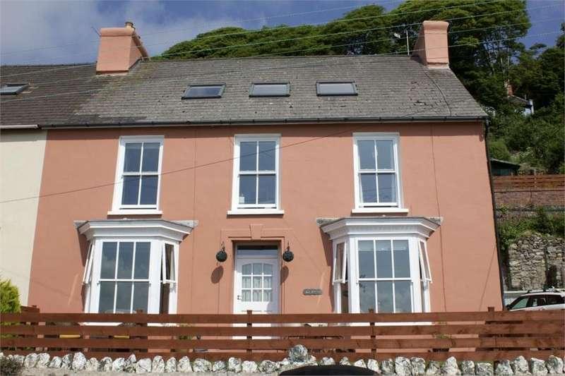 5 Bedrooms Semi Detached House for sale in La Serena, Quay Road, Goodwick, Pembrokeshire